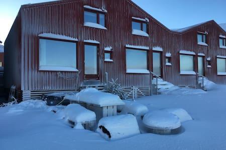 House on the beach - true arctic lifestyle - Longyearbyen - Dom