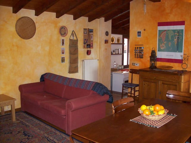 Cozy flat in Lake Maggiore area - Cocquio-Trevisago Province of Varese - Apartment
