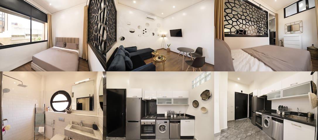 Studio cosy à Gueliz, Hyper Centre