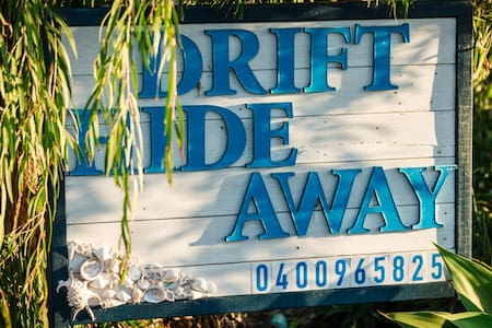 Drift Hide Away, your beach escape