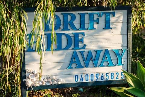 Drift Hide Away, your beach escape
