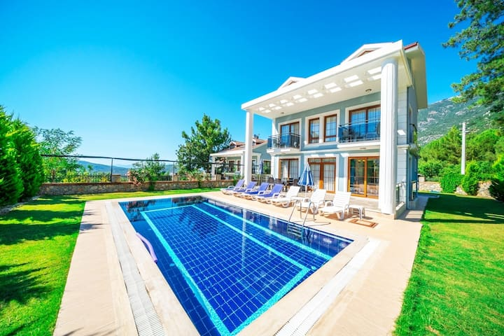 Mavi villa-1