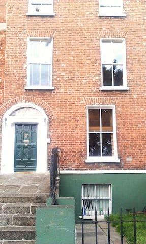 1 Bed Apt in Georgian Building - Dublin - Byt