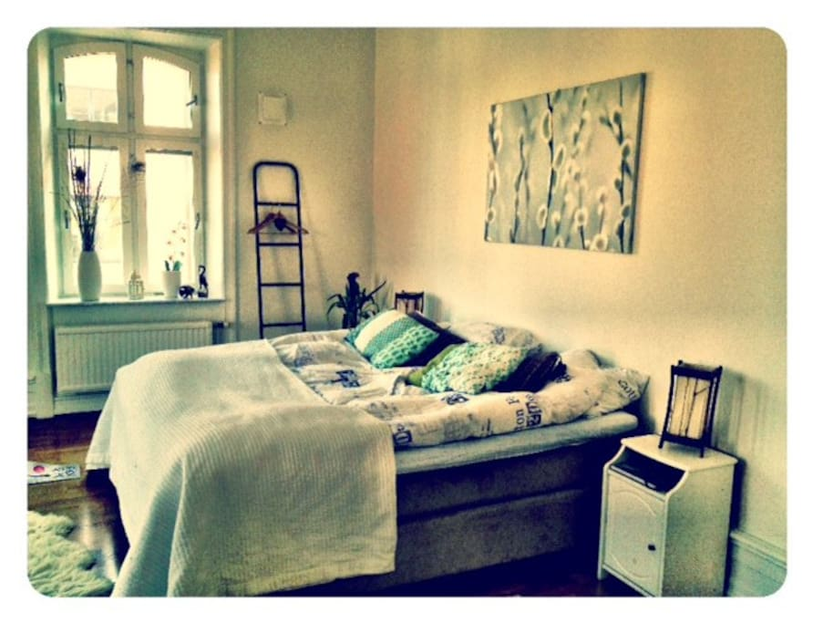 Your room in the heart of Gothenburg City