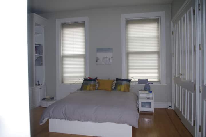 Uptown Hoboken Apartment