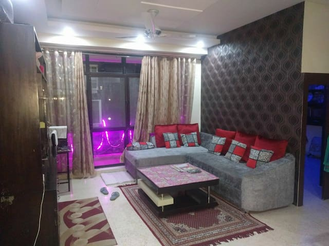 A ROOM NEAR EXPO MART ( JUST 10 MIN DRIVE)
