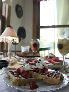 Chocolate Chip B&B/Serengeti Room - Lamoine