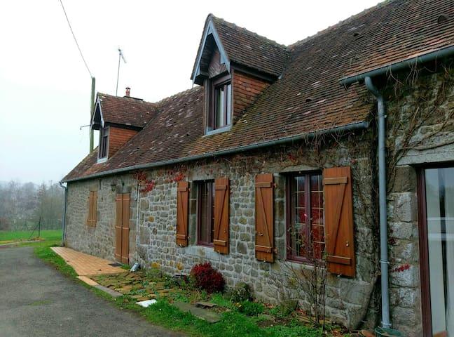 Maison de charme / Charming house - La Coulonche - บ้าน
