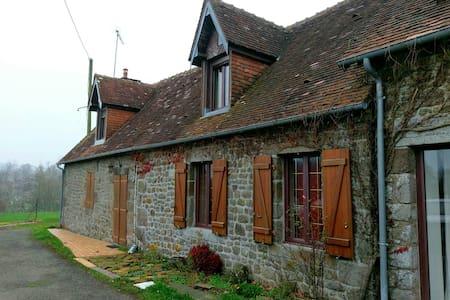 Maison de charme / Charming house - La Coulonche - Casa