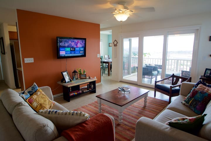 3br w/ Gorgeous Pearl Harbor View - 30 Day Minimum