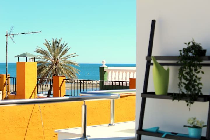 Pedregalejo, Malaga, Estropada 1