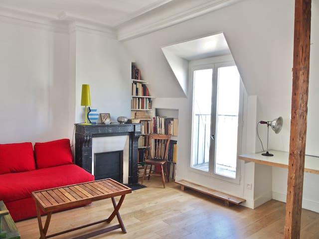 Very nice apartment between Pigalle and Montmartre - Professional Cleaning