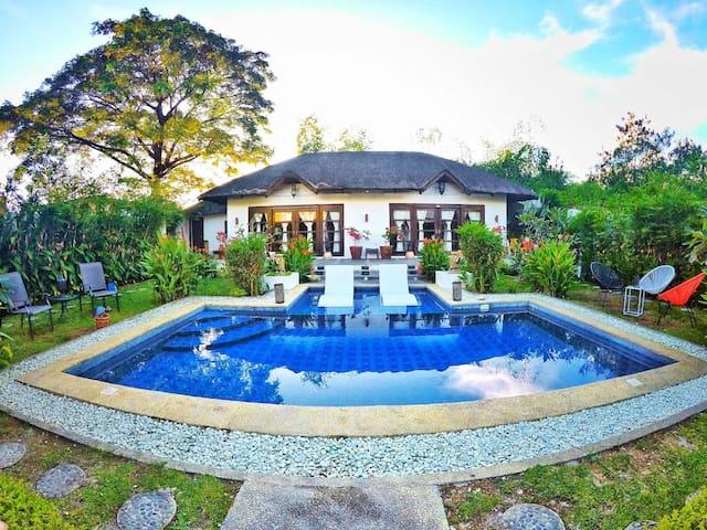 Bali inspired Villa in Bamban, Tarlac