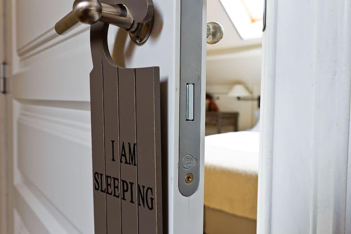 Bed & Bokes: eenvoudig genieten. - Schaffen - House