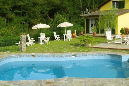 B&B Suite Gold with swimming pool - Genua - Bed & Breakfast