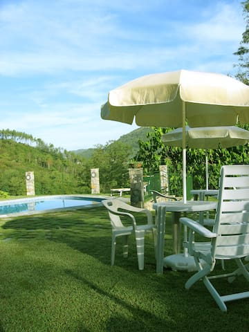 B&B Suite Gold with swimming pool