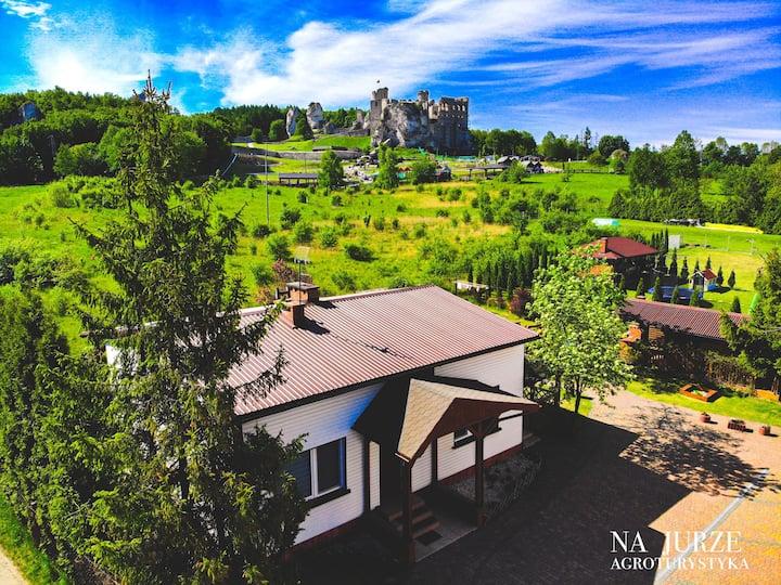 Apartamenty z widokiem na Zamek Ogrodzieniec 4