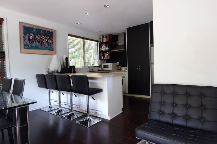 Sunny Designer Luxury Townhouse Central Parnell - Auckland - Rivitalo
