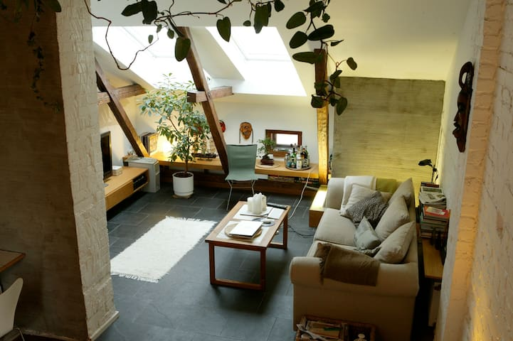 Design District | Loft Studio