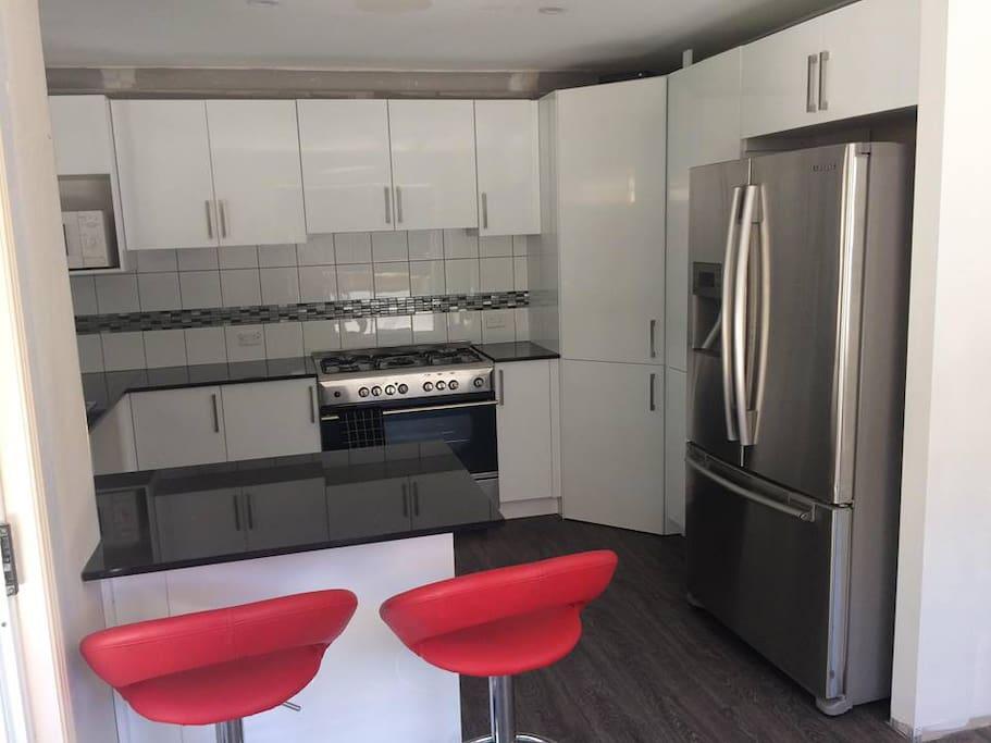 Great modern new kitchen