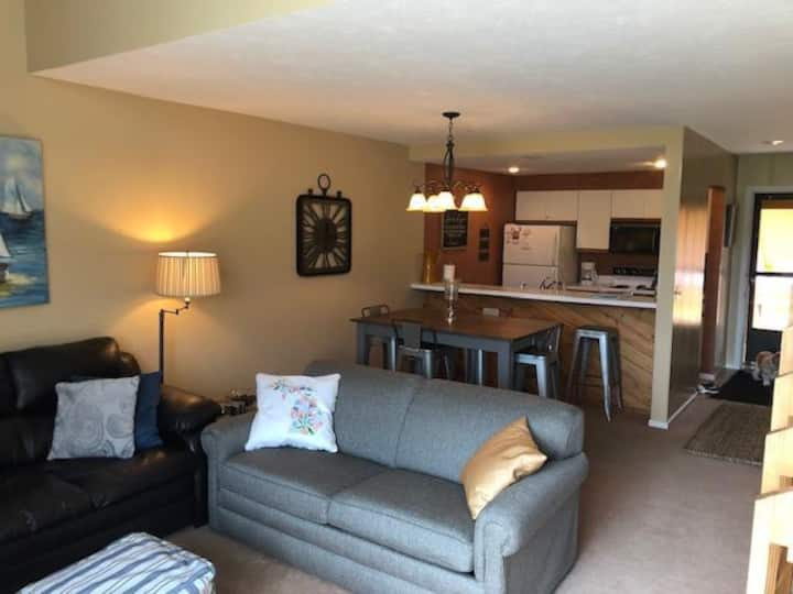 Clean, private condo in Harbor Spr/Petoskey