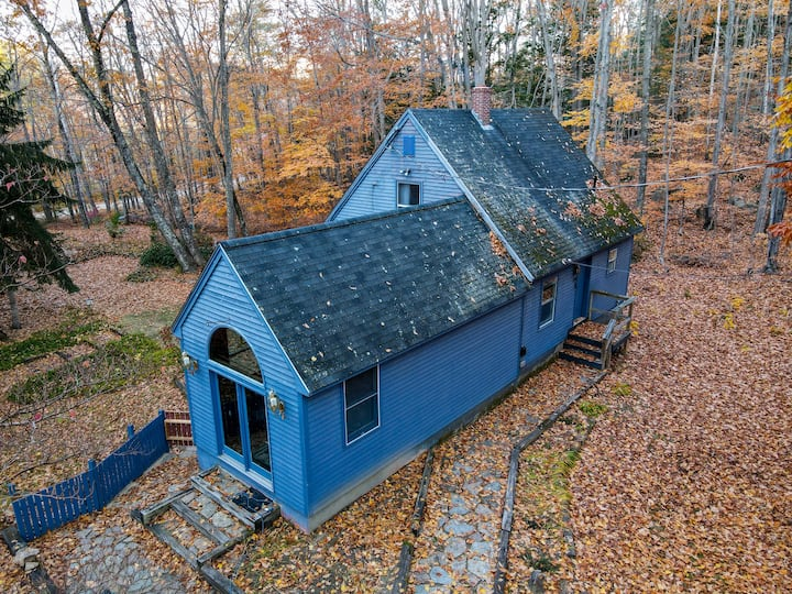 Cozy, dog friendly home in the White Mountains!