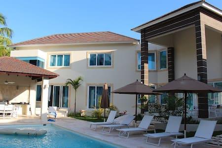 6 Bedroom Villa in Puerto Plata Dominican Republic - Cofresi