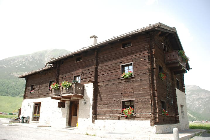 Baita campacc - Mansarda open space - Livigno - Appartement