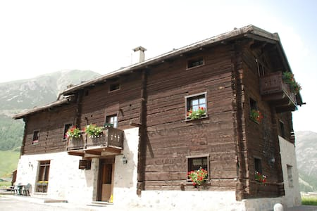 Baita campacc - Mansarda open space - Livigno - 公寓