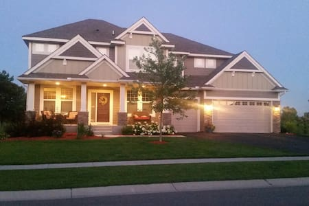 Ryder Cup Luxury Home- 4 mi from Hazeltine/Chaska - House