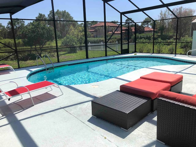 3BR/2BA House in PCB  w/Pool 6-12 mo