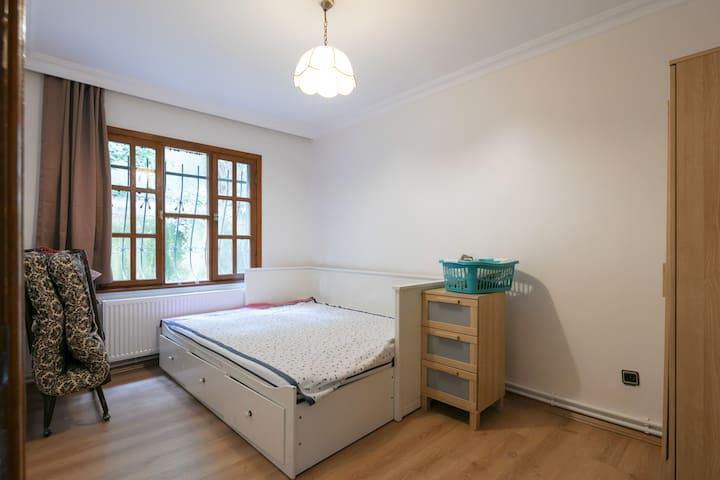deniz manzaralı 2 yatak odalı - Adalar - アパート