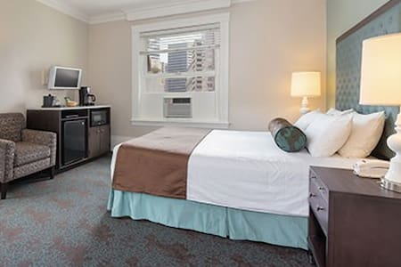 Hotel Style 1-Bedroom Suite - Walk to Union Square