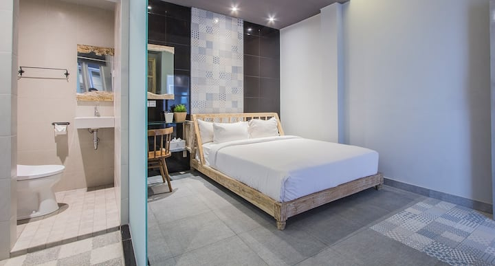 1BR Modern Studio Apartment at Ubud