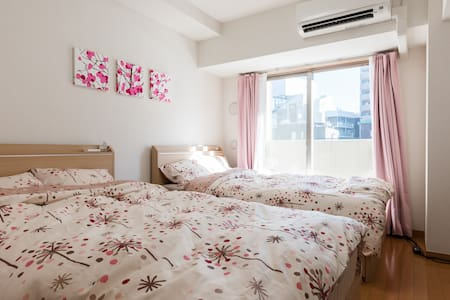 2. Asakusa Sta. 3min WALK! Good access! mWi-Fi! - Taitō-ku - Apartment