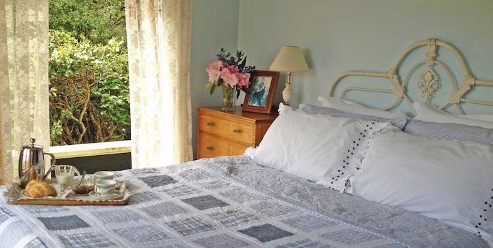 The Rose Room at Blythcliffe