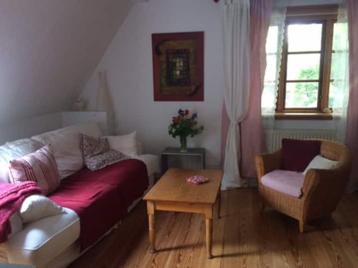 Gemütliche 2-Zimmer-Wohnung in Hamburg-Volksdorf