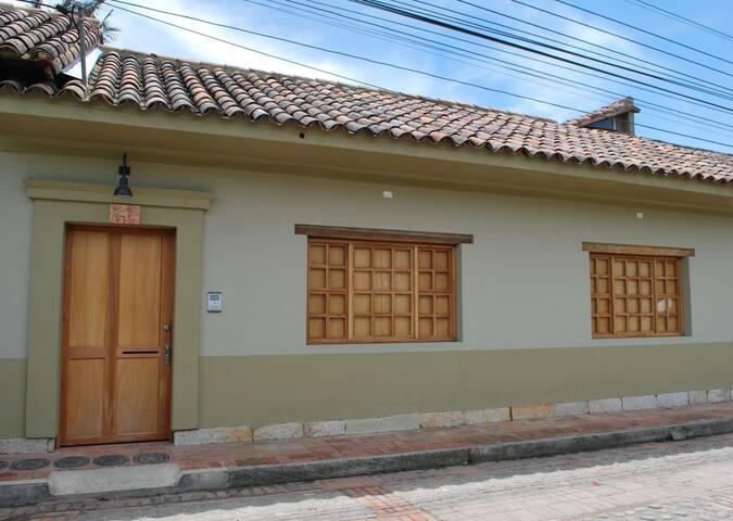 Apartamento Casa Trébol