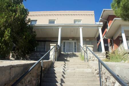 Historical Downtown Baseball Stadium Townhouse - เอลปาโซ - อพาร์ทเมนท์