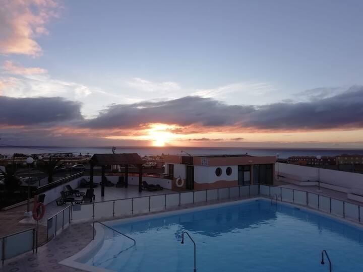 """Apartment """"SUN""""  and Relax in Fuerteventura."""