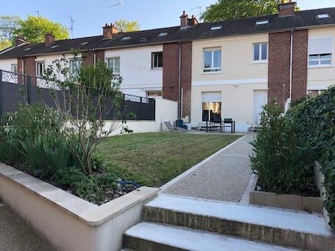 Maison centre Breteuil