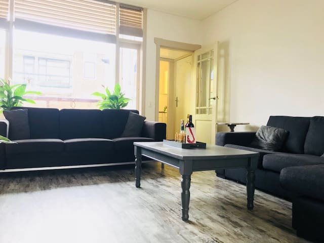 Cosy apartment nearby Rotterdam