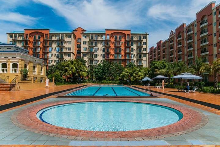 2 Double bedroom apartment (Family) - Parañaque City - Apartment