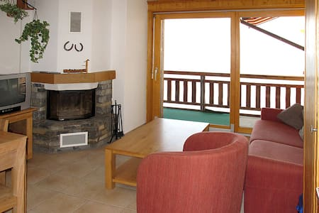 Holiday apartment in Veysonnaz for 4 persons - Veysonnaz