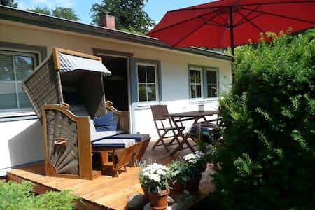 Komfortable Ferienwohnung - Elysium Fewo 2 - Sellin - Bungalow