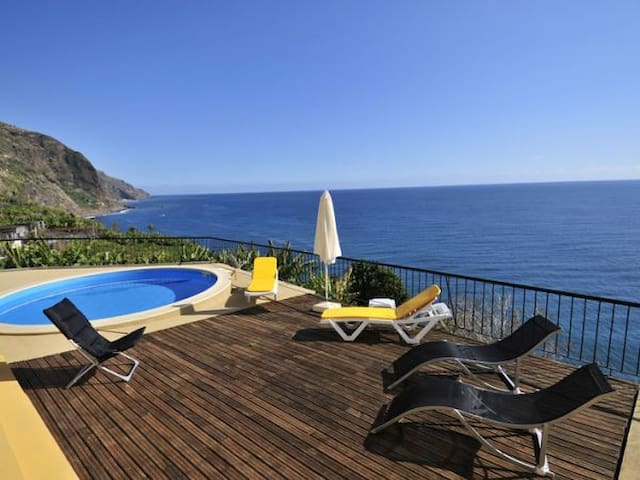SUNKEEPER VILLA - PRIVATE, SEA VIEW - Prazeres - Villa