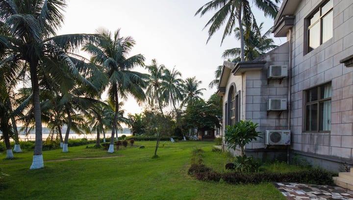 东郊椰林碧海椰都别墅酒店第二栋