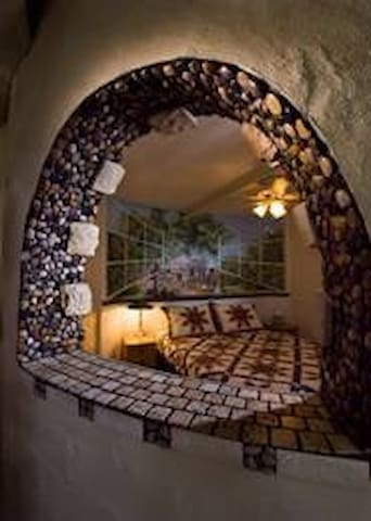 Inn at the Art Center - San Angelo - Bed & Breakfast
