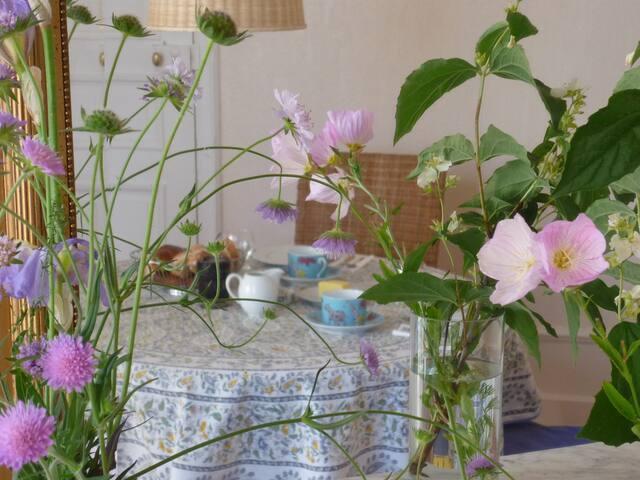 Chambre Lafayette - Le Puy - Bed & Breakfast