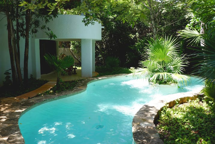 CASTELLI JUNGLE VILLA WITH PRIVATE POOL